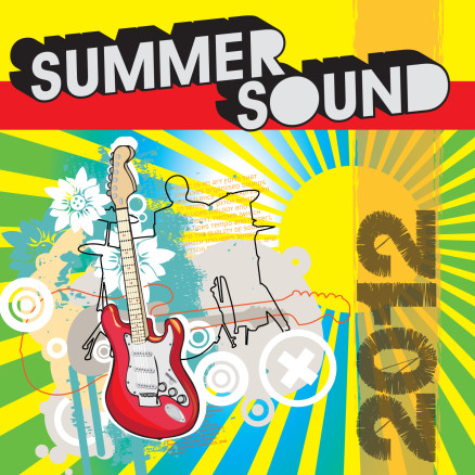 summersound 2012 cd cover